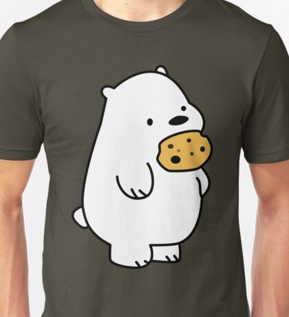 Ice Bear Cookies Unisex T-Shirt