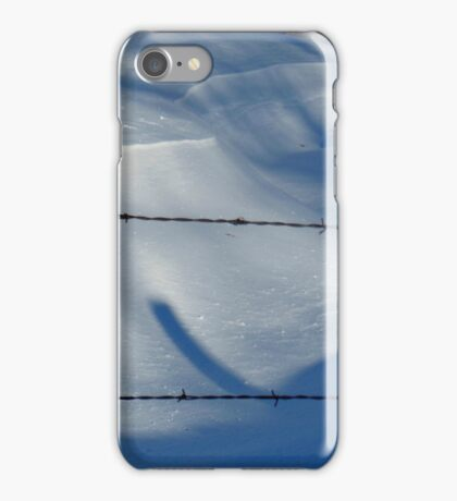 February Barbed iPhone Case/Skin