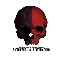 Doctor Who · An Unearthly Child Photographic Print