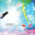 Utopia with Strawberries & Champagne by Halcyon