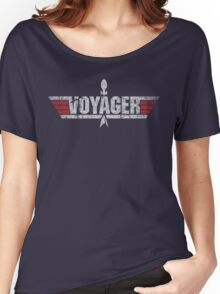 Top Voyager (Grunge) Women's Relaxed Fit T-Shirt