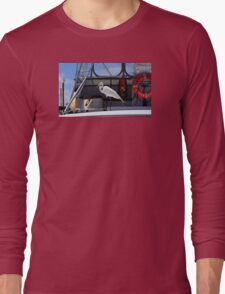 All Aboard! Long Sleeve T-Shirt