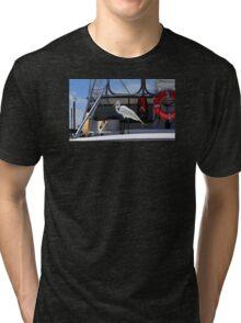 All Aboard! Tri-blend T-Shirt