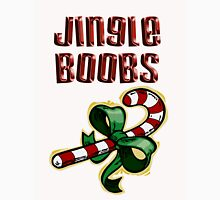 Jingle Boobs Womens Fitted T-Shirt