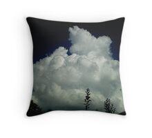 Natures work Throw Pillow
