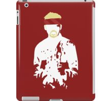 Don't Use the 'Z' Word iPad Case/Skin