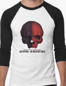 Doctor Who · An Unearthly Child Men's Baseball ¾ T-Shirt
