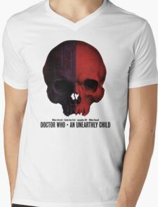 Doctor Who · An Unearthly Child Mens V-Neck T-Shirt
