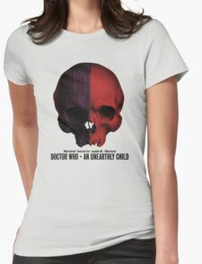 Doctor Who · An Unearthly Child Womens Fitted T-Shirt