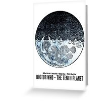 Doctor Who · The Tenth Planet Greeting Card