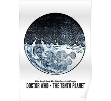 Doctor Who · The Tenth Planet Poster