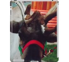 ITS TIME FOR CHRISTMAS iPad Case/Skin