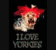 My Yorkie (ZOE) Womens Fitted T-Shirt
