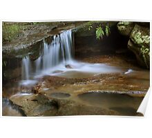 Tranquil Creek Poster