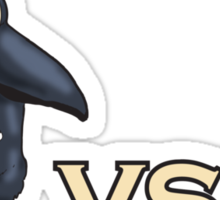 Pengwings VS Penglins Sticker
