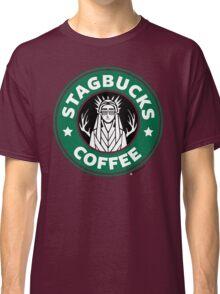 Elves at Stagbucks Classic T-Shirt