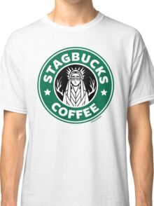 Elves at Stagbucks Classic T-Shirt