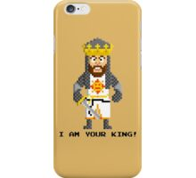 King Arthur - Monty Python and the Holy Pixel iPhone Case/Skin