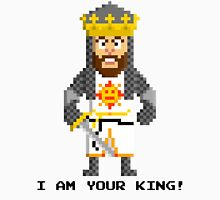 King Arthur - Monty Python and the Holy Pixel Unisex T-Shirt