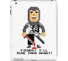 Sir Lancelot - Monty Python and the Holy Pixel iPad Case/Skin