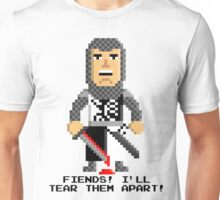 Sir Lancelot - Monty Python and the Holy Pixel Unisex T-Shirt