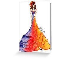 Fantasia Greeting Card