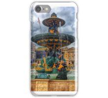 Paris, France iPhone Case/Skin