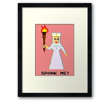 Zoot - Monty Python and the Holy Pixel Framed Print