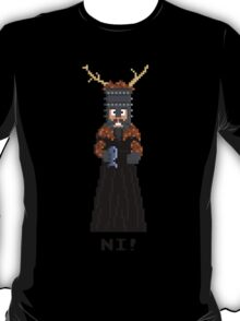 Knight of Ni - Monty Python and the Holy Pixel T-Shirt