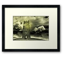 Magical Tor Framed Print