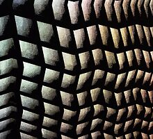 Textured Art Weave by Phil Perkins
