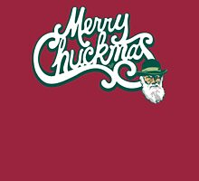 Merry Chuckmas by Tai's Tees Long Sleeve T-Shirt