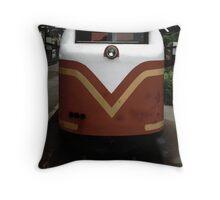 Post-war v.2 Throw Pillow