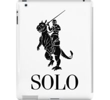 SOLO by Tai's Tees iPad Case/Skin