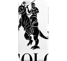 SOLO by Tai's Tees iPhone Case/Skin
