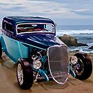 1934 Ford 'Beach Baby' Coupe by DaveKoontz