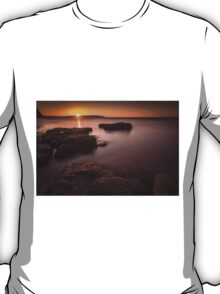 Sunset over Donegal T-Shirt