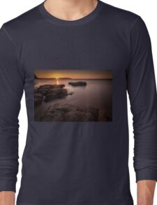 Sunset over Donegal Long Sleeve T-Shirt