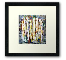 "ART by bec ""The Queue Quip"" Framed Print"