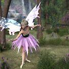 Dazyl Fairy by DivaMom