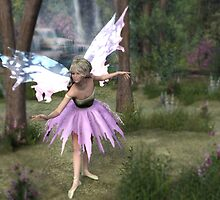 Dazyl Fairy by DivaMom