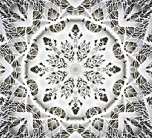 Paper Snowflakes by Bunny Clarke