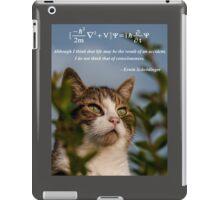 Schrödinger Cat iPad Case/Skin