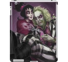 Beetlejuice - The Ghost with the Most iPad Case/Skin