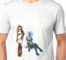 Interstellar Babes Unisex T-Shirt