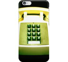 Eavesdropper iPhone Case/Skin