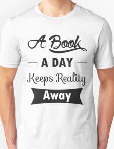 A Book A Day 2 T-Shirt