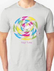Psychedelic sleeping cat T-Shirt