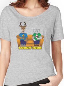 Antelope Possum Couch Tour Women's Relaxed Fit T-Shirt