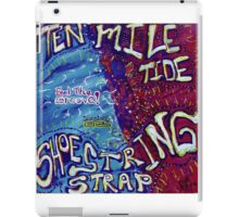 Feel The Groove - By Toph iPad Case/Skin